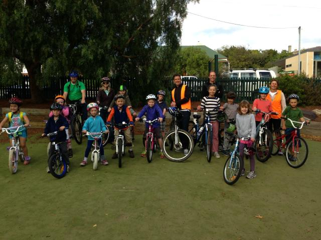 Ride to school day_2014